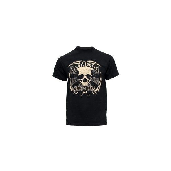 Sons of Anarchy SAMCRO Supporter T-Shirt Shows
