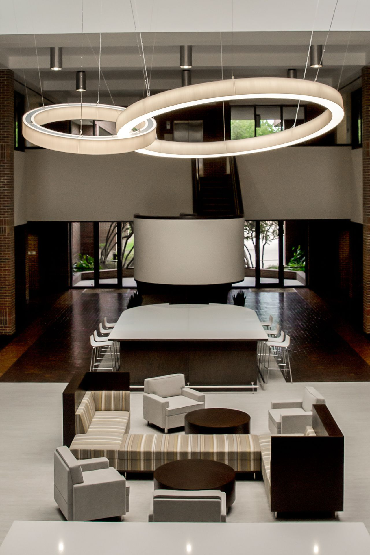 Connected By Lightart Is A System Of Modular Lighting Shapes 1 000 Colors Available Solid State Led System Made With 3f With Images Healthcare Design Home Home Decor