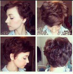 Pin On Easy Hair Dos