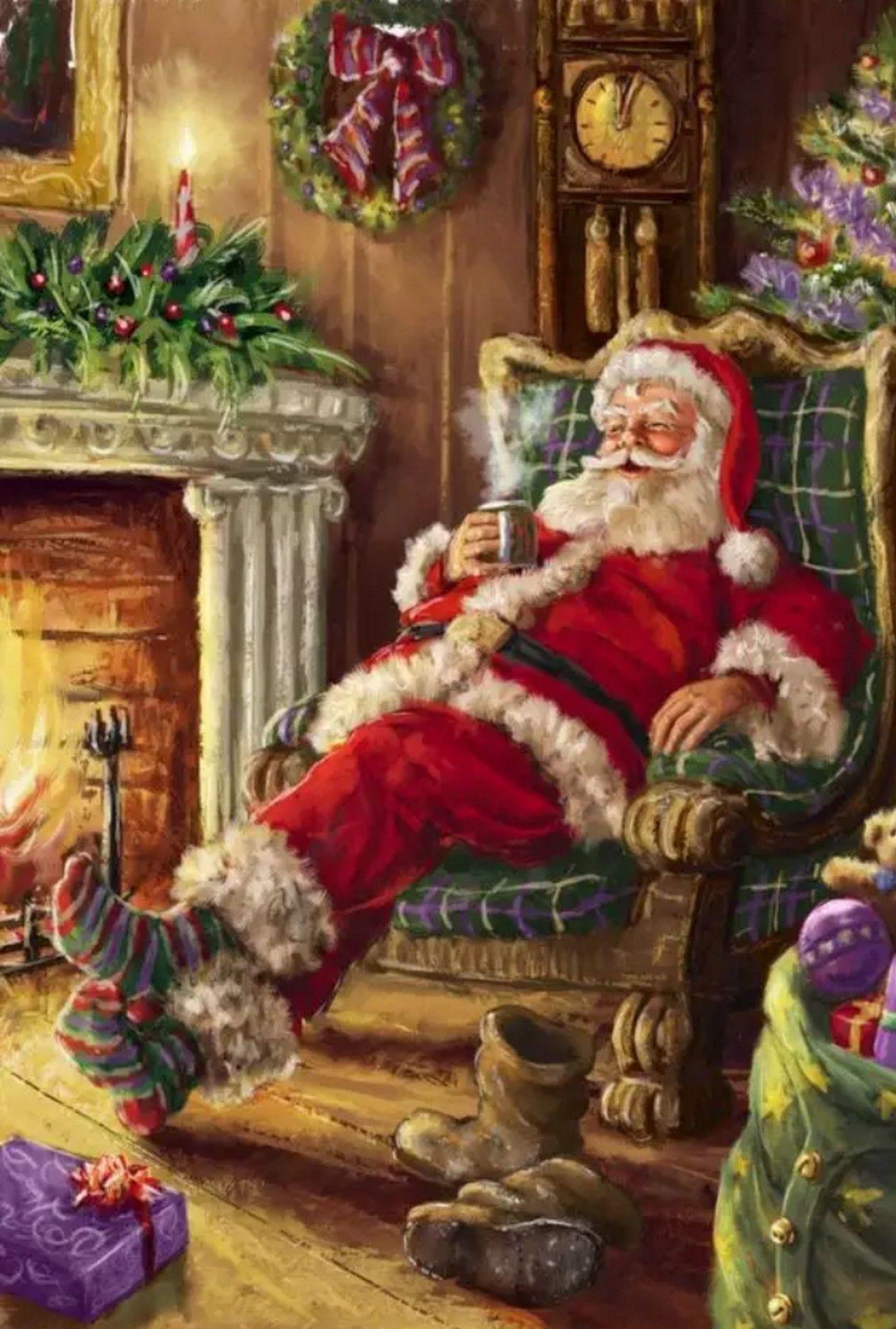 Pin von Hannelore Habicht auf Nikolaus ♂️ Weihnachten