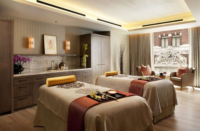 Could Luxury facial massage GIRLS