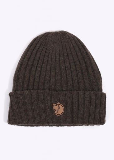 4c6d51f7bd4 Fjallraven Byron Hat - Dark Olive