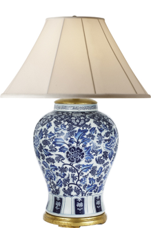 circa lighting Ralf lauren MARLENA LARGE TABLE LAMP