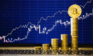 What causes cryptocurrency prices to rise and fall