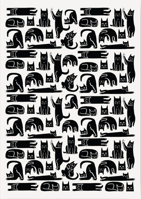 YOGA CAT    Artist - KRUTTIKA SUSARLA