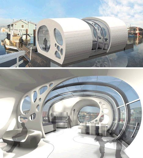 house boat floor plans - Cylinder Home Floor Plans