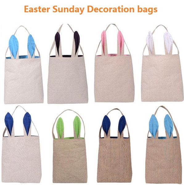 2017 newest easter gift bag classic rabbit ears cloth bag put easter 2017 newest easter gift bag classic rabbit ears cloth bag put easter eggs for kids easter sunday decoration bags party supplies 1726 from tina310 negle Choice Image