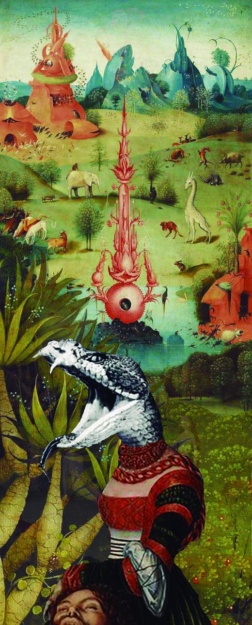 Collage Bosch