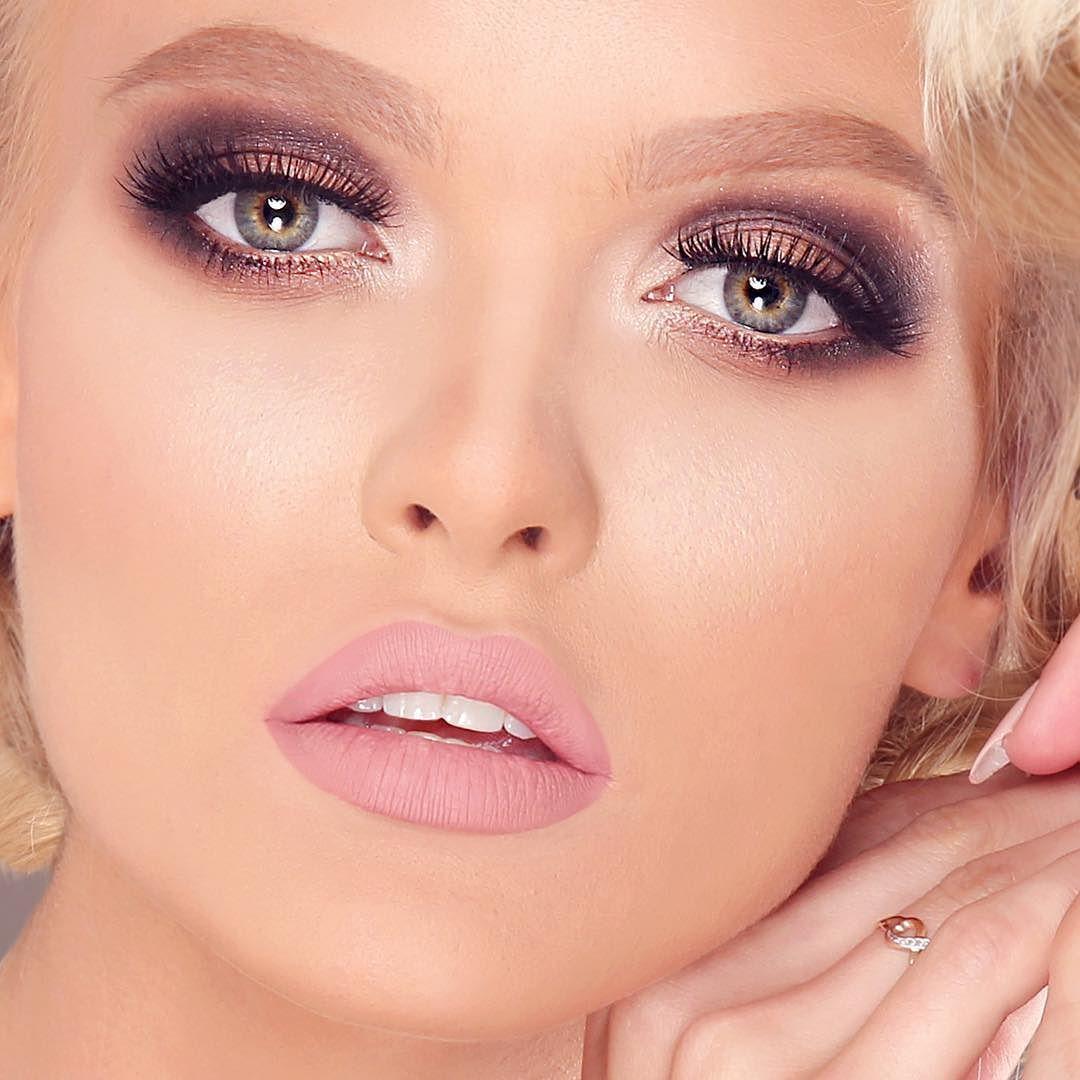 NEW MAKE UP INSPIRATION by samerkhouzami Artistry makeup