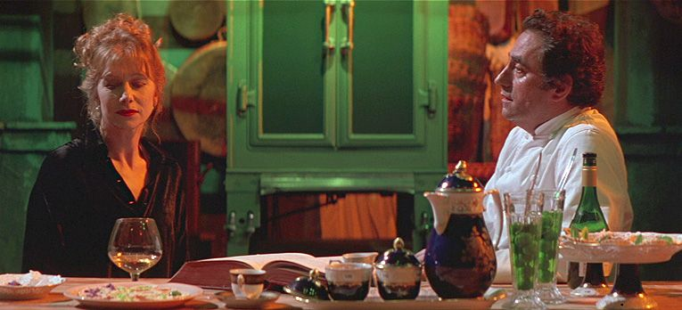 The Cook, the Thief, His Wife and Her Lover · Peter Greenaway