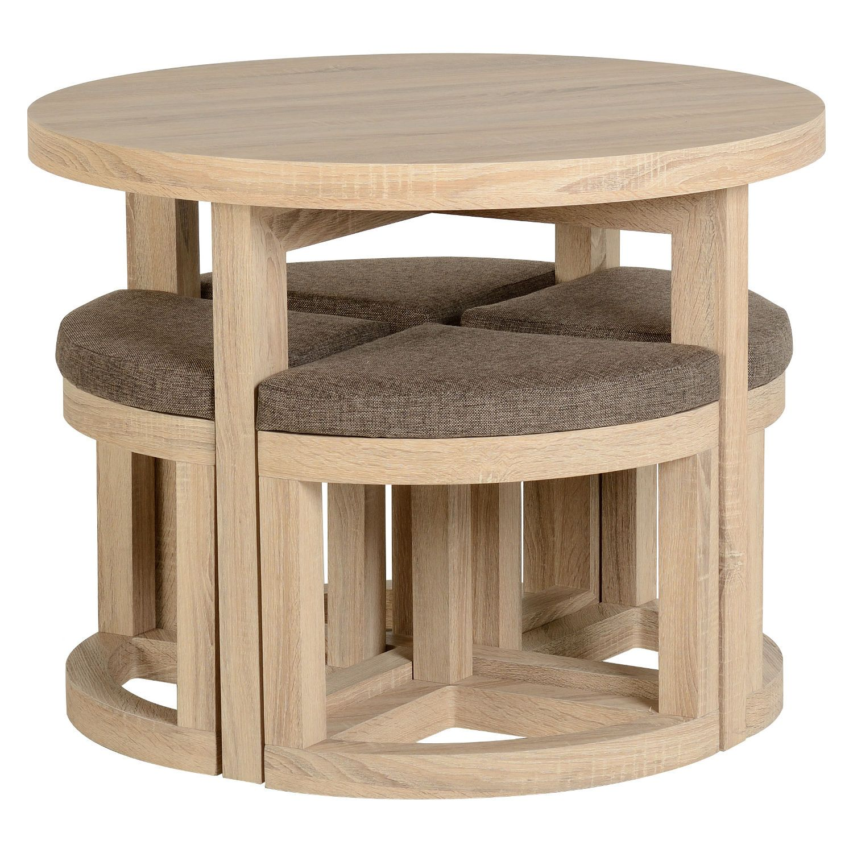 Internal Error Round Wooden Dining Table Oak Finish Furniture Furniture [ 1500 x 1500 Pixel ]