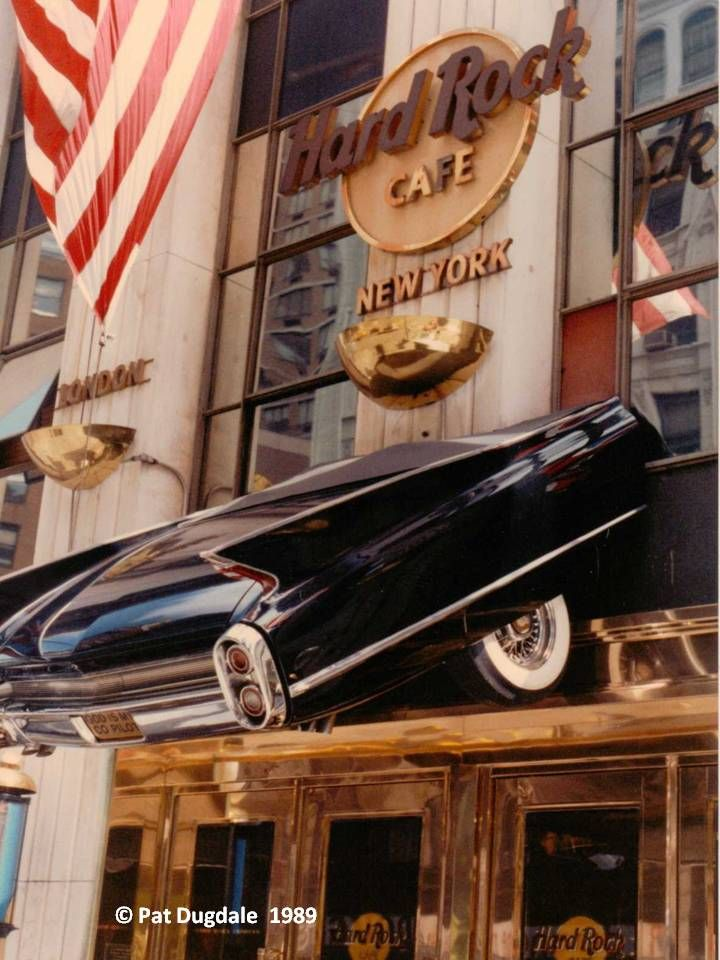 Hard Rock Cafe New York City 1989 Hard Rock Cafe Hotel Hard Rock Cafe Cafe New York