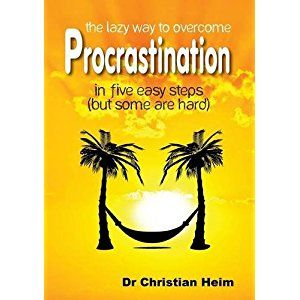 #Book Review of #TheLazyWaytoOvercomeProcrastinationinFiveEasySteps from #ReadersFavorite - https://readersfavorite.com/book-review/the-lazy-way-to-overcome-procrastination-in-five-easy-steps-but-some-are-hard  Reviewed by Ray Simmons for Readers' Favorite  I put off buying a book on this subject for years. Yes, I am a procrastinator. Not all the time. I'm very punctual about a lot of things, especially the necessary things of daily life. But when it comes to writi...