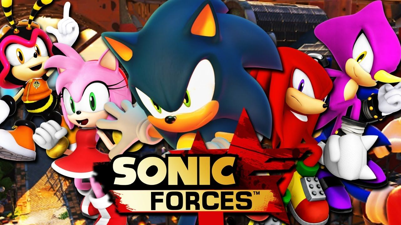 New Sonic Game For Ps4 : Sonic forces ive played it the game is tremendously fast i think
