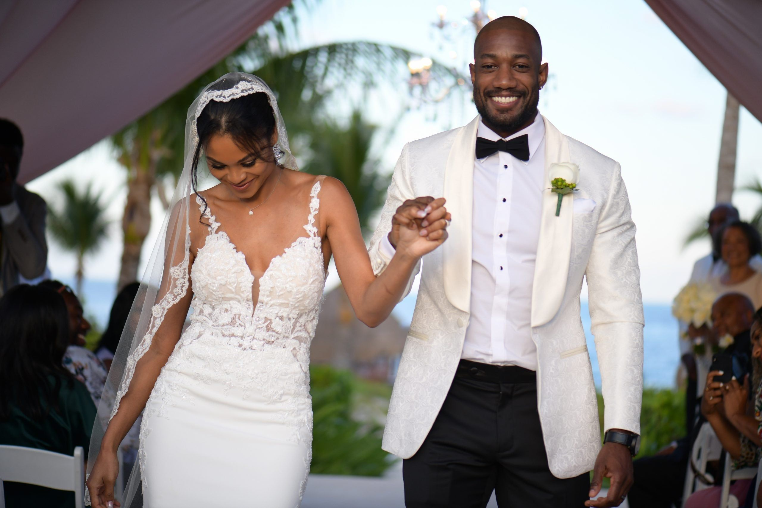 Photo of Bridal Bliss: Lateesha and Tristan's Mexican wedding was so flying