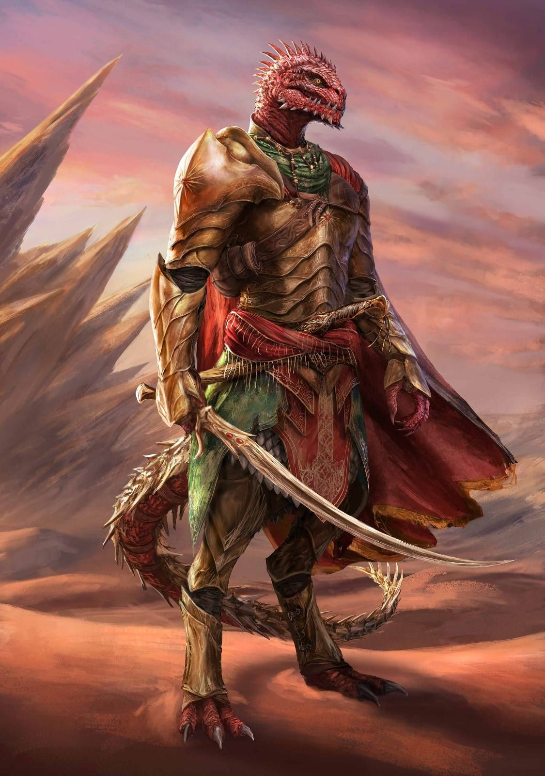 Red Prince, Divinity Original Sin 2   • Fantasy • in 2019