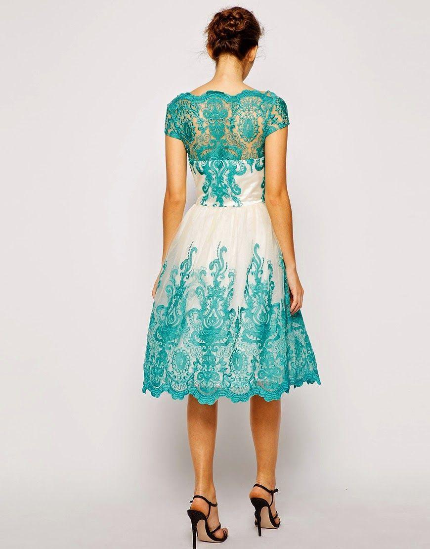 12 vestidos perfectos para un bautizo - El blog de mi mamá   shic ...