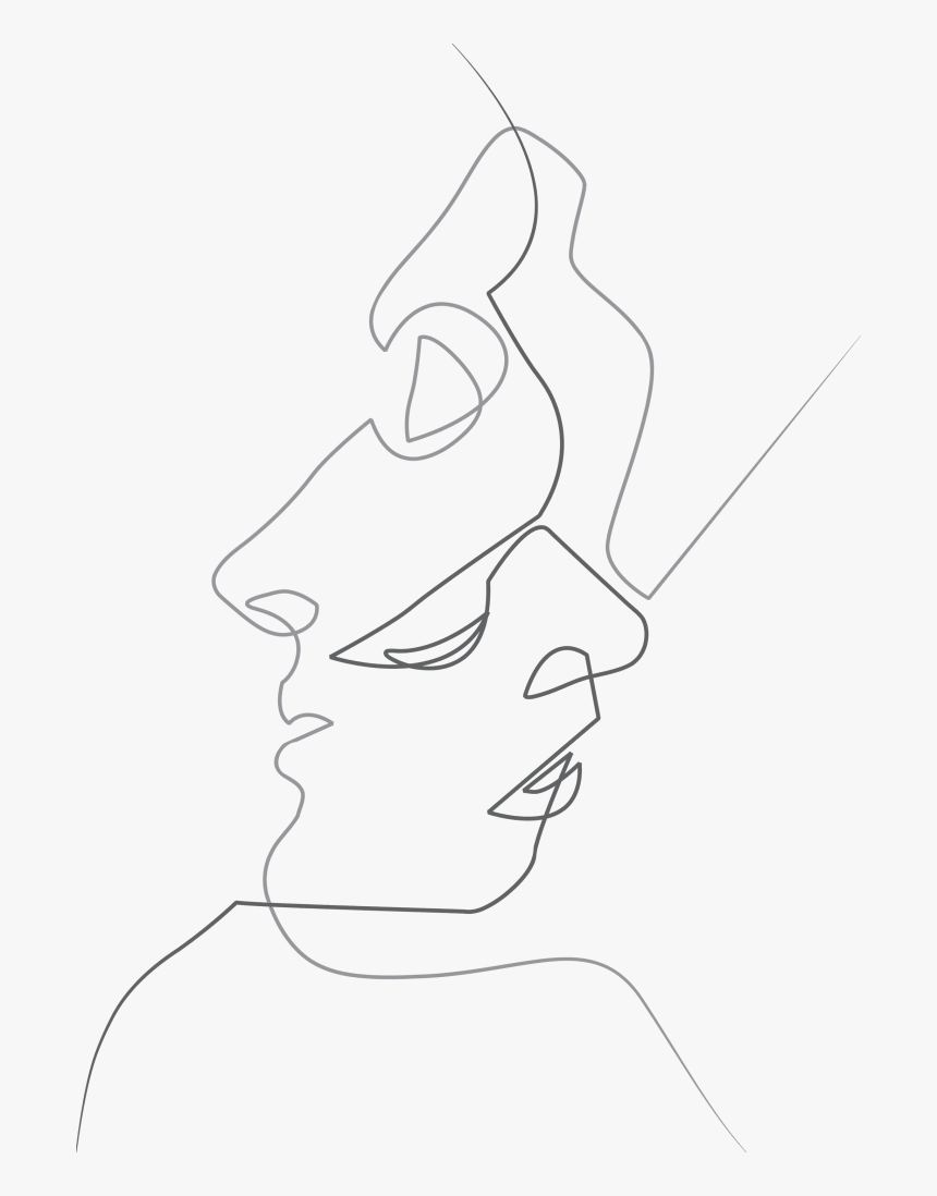 Pin By Morgan Heberley On Art Face Line Drawing Line Drawing Face Lines