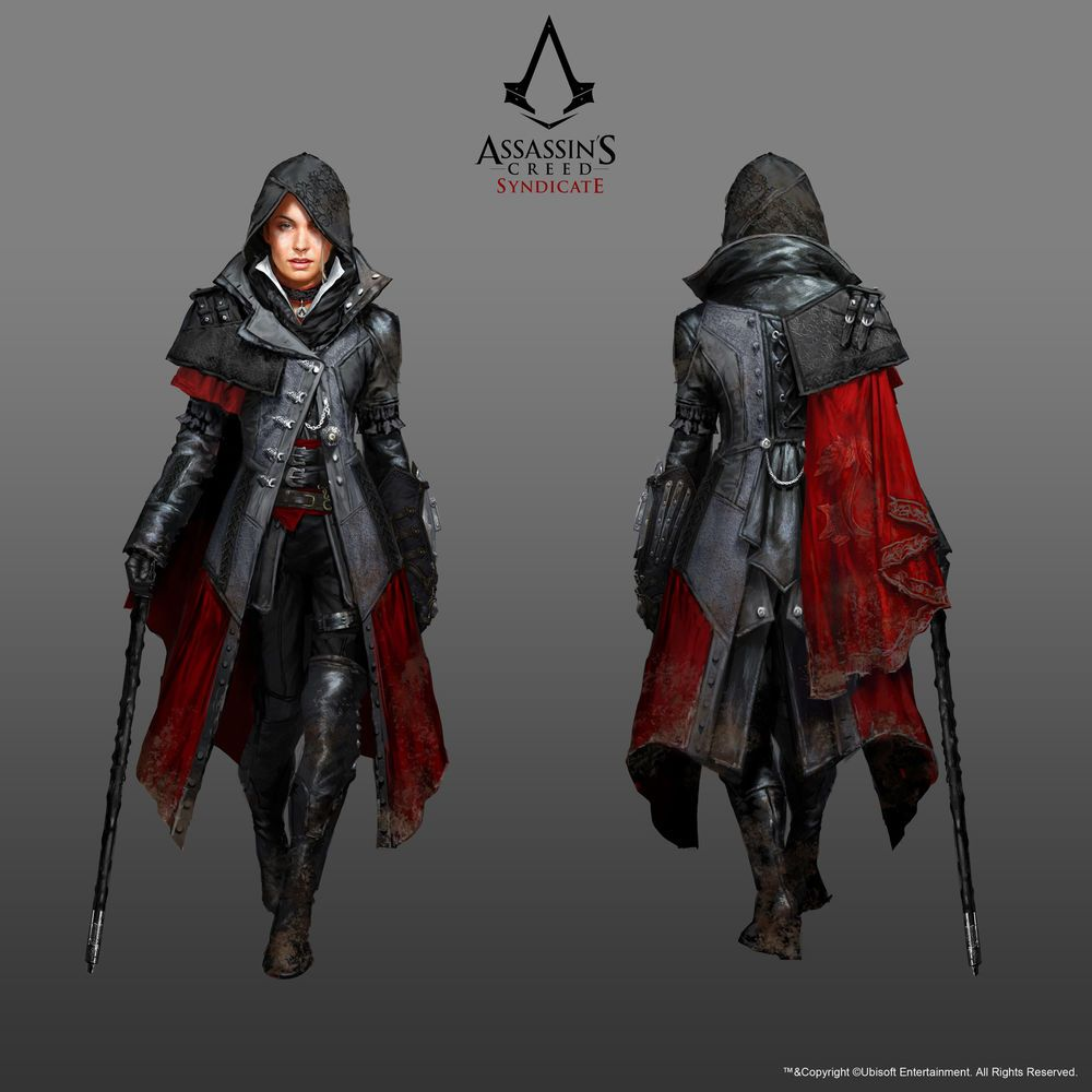 Evie Frye Gallery Assassins Creed Cosplay Assassins Creed Syndicate Assassins Creed Costume