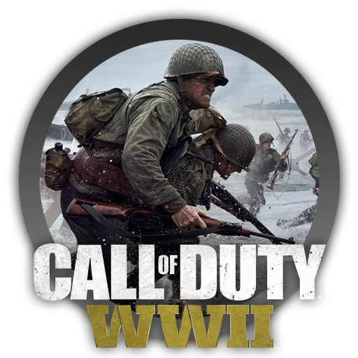 Cod Wwii Icon 3 By Blagoicons Db7aah1 Png 512 512 Program Icon Icon Wwii
