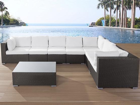 Deep Seating Patio Furniture Modular Outdoor Lounge Patio