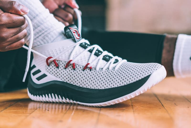 best sneakers 4a642 c4376 Adidas Dame 4 Damian Lillard Sneakers  Sole Collector