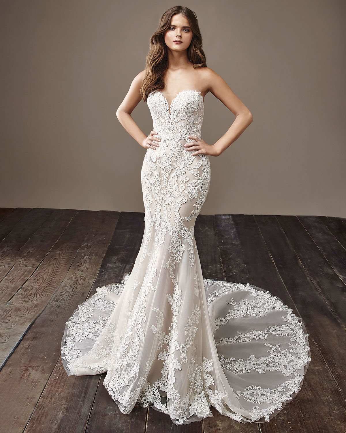 a9ae19ddf1ca Badgley Mischka, Wedding Dresses, Wedding Gowns in 2019 | Callaway ...