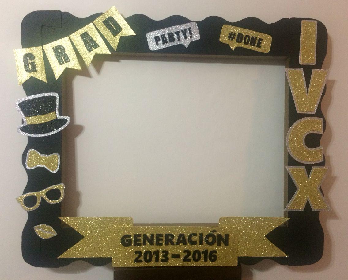 Excepcional Marcos De Cuadros De Graduación 8x10 Viñeta - Ideas ...