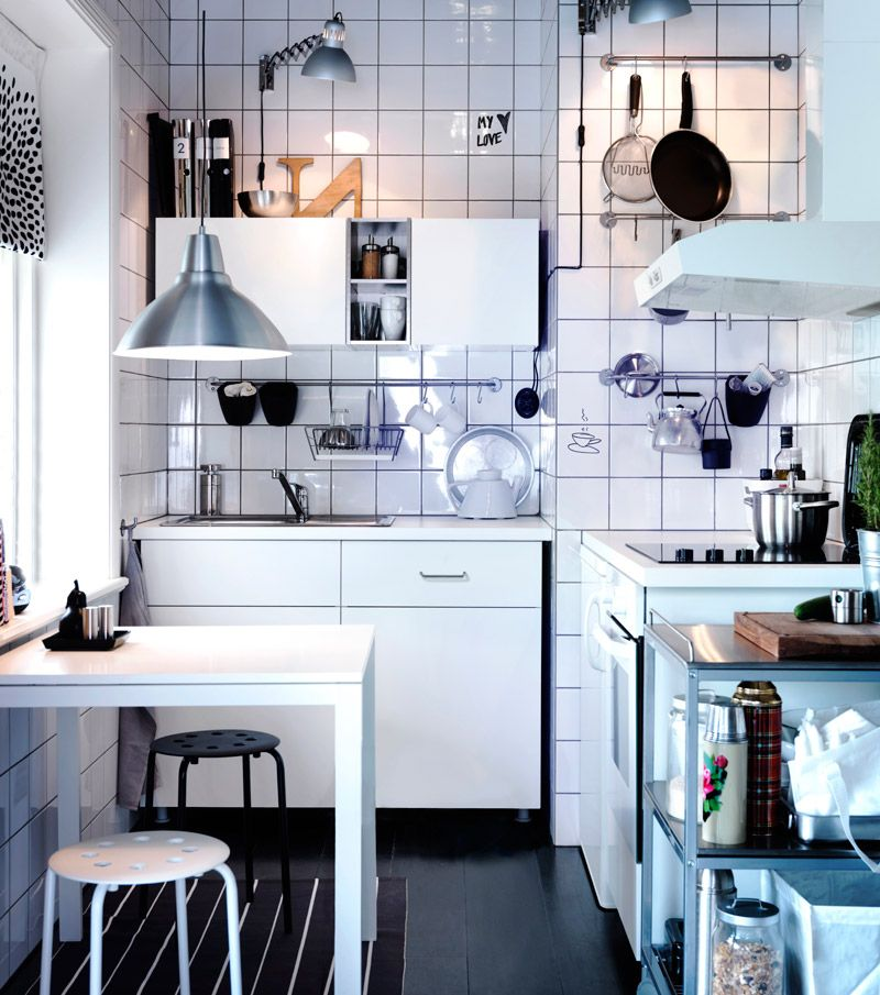 Awesome Ikea Metod Häggeby | Wohnen   Küche || Kitchen | Pinterest | Freestanding  Kitchen, Small Spaces And Tiny Houses Pictures