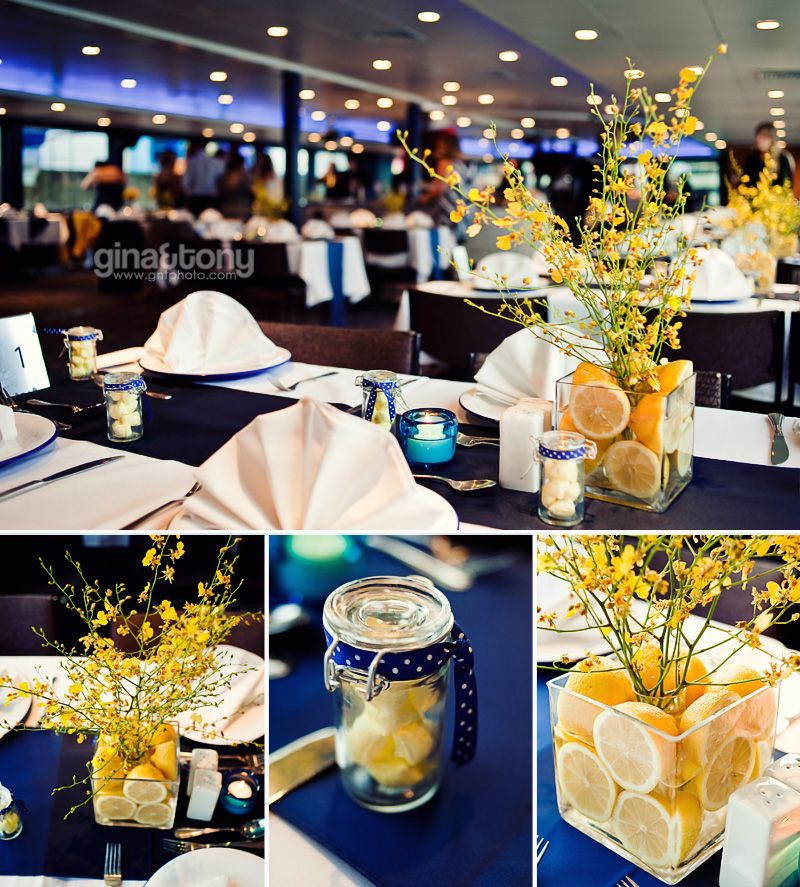 Best 25 Lemon Centerpiece Wedding Ideas On Pinterest