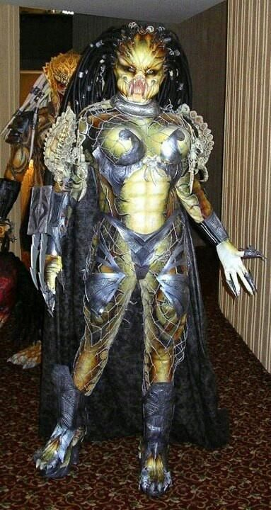 Homemade Predator Costume Ideas | CostumeModels.com & Homemade Predator Costume Ideas | CostumeModels.com | PREDATOR ...