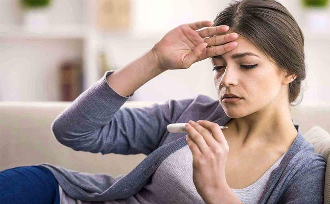 اسباب وطرق علاج السخونة الداخلية والصداع Fever Symptoms Viral Fever Fifth Disease