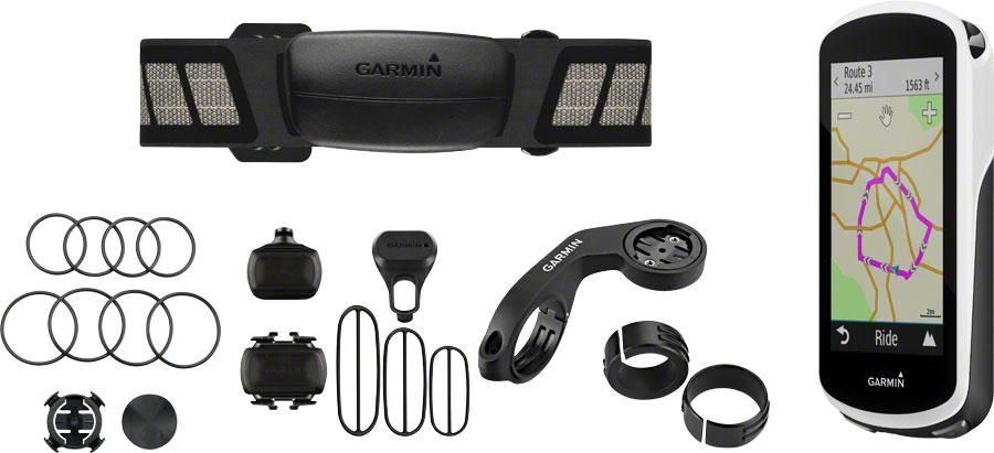 Garmin Edge 1030 GPS Cycling Computer Bundle #displayresolution