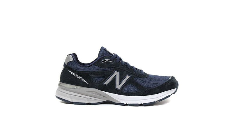 super popular 1187d a21f8  newbalance New Balance Men s 990v4 Shoes NEW AUTHENTIC Navy M990NV4    149.99 End Date  Friday Jul-1-2016 12 31 17 PDT Buy It Now for only …