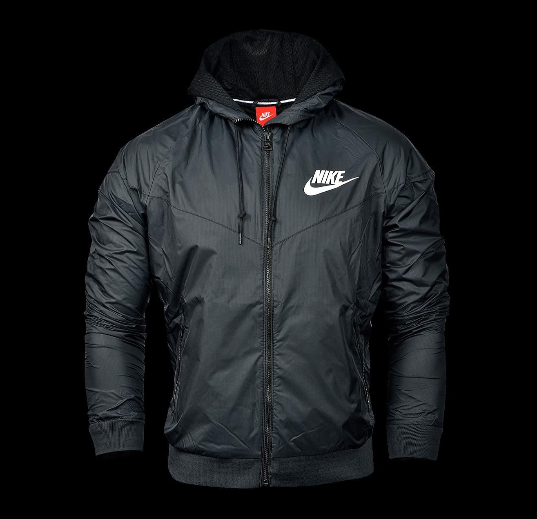 Black nike jacket footlocker