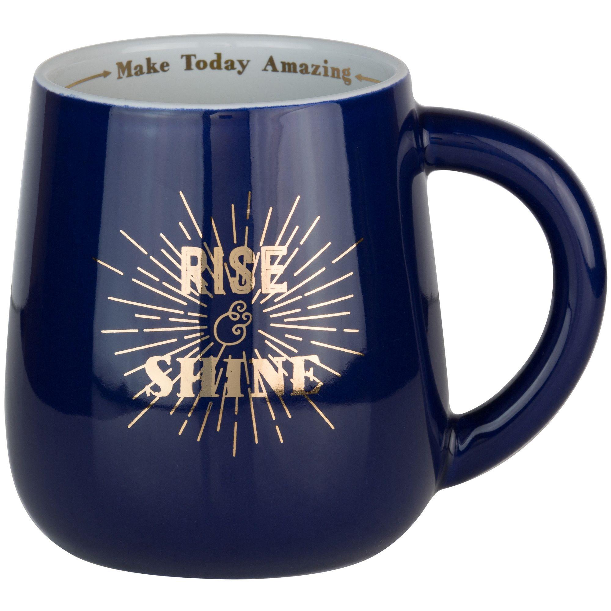 Rise and Shine Mule Mug