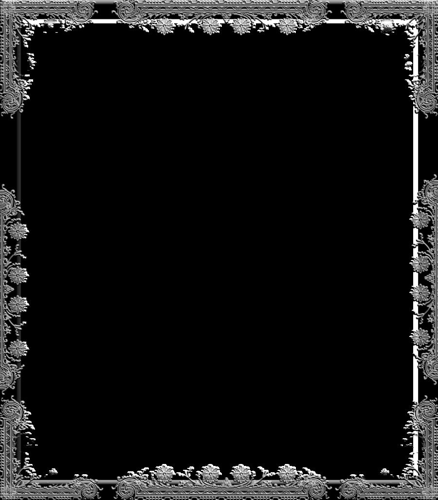 Gothic Frame 2 By Spidergypsy On Deviantart Gothic Frame Deviantart