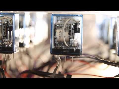 ▶ 江振維 - 聲音物件 - 夏 - 光子+2011新北市科技藝術國際交流展 - YouTube