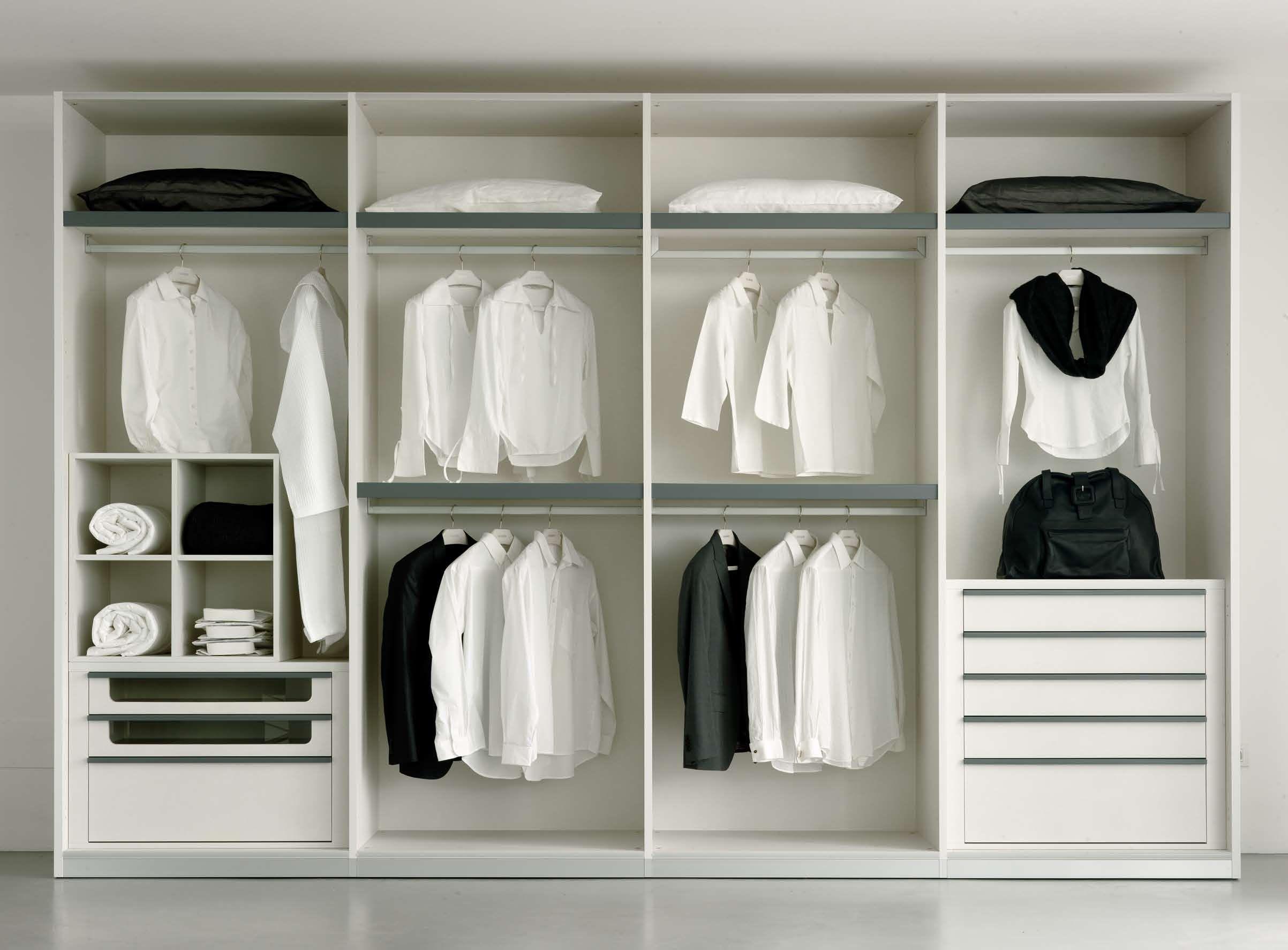 dressing 4 astuces pour optimiser votre penderie. Black Bedroom Furniture Sets. Home Design Ideas