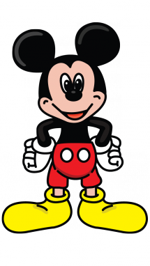 How To Draw Mickey Mouse Step By Step Drawing Tutorial Stuff To