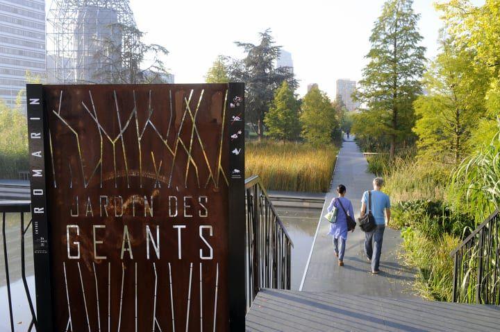 Jardin Des Geants Landscape Architecture Landscape Public Garden