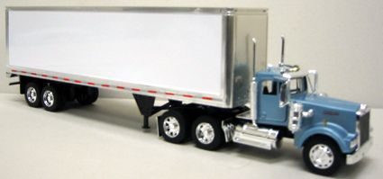 Toy Trucks And Trailers 32 Scale Tractor Trailer Model Die Cast