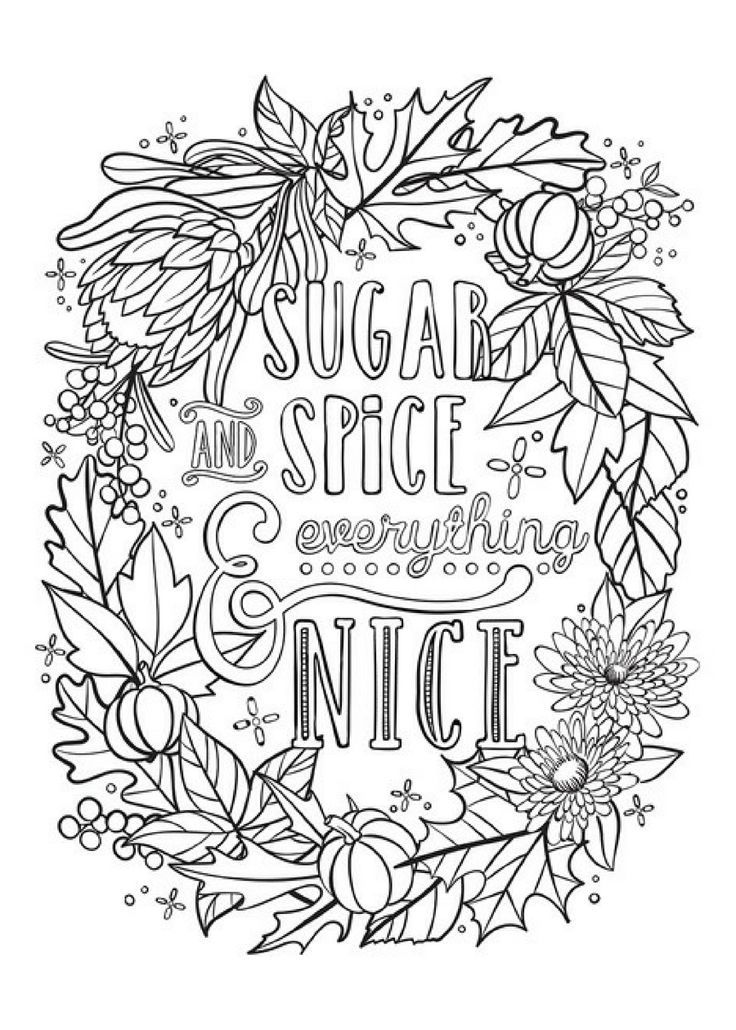 Autumn Wreath Coloring Page Free Printable Coloring Page Ad Coloringpage Printable Fr Fall Coloring Pages Free Coloring Pages Thanksgiving Coloring Pages