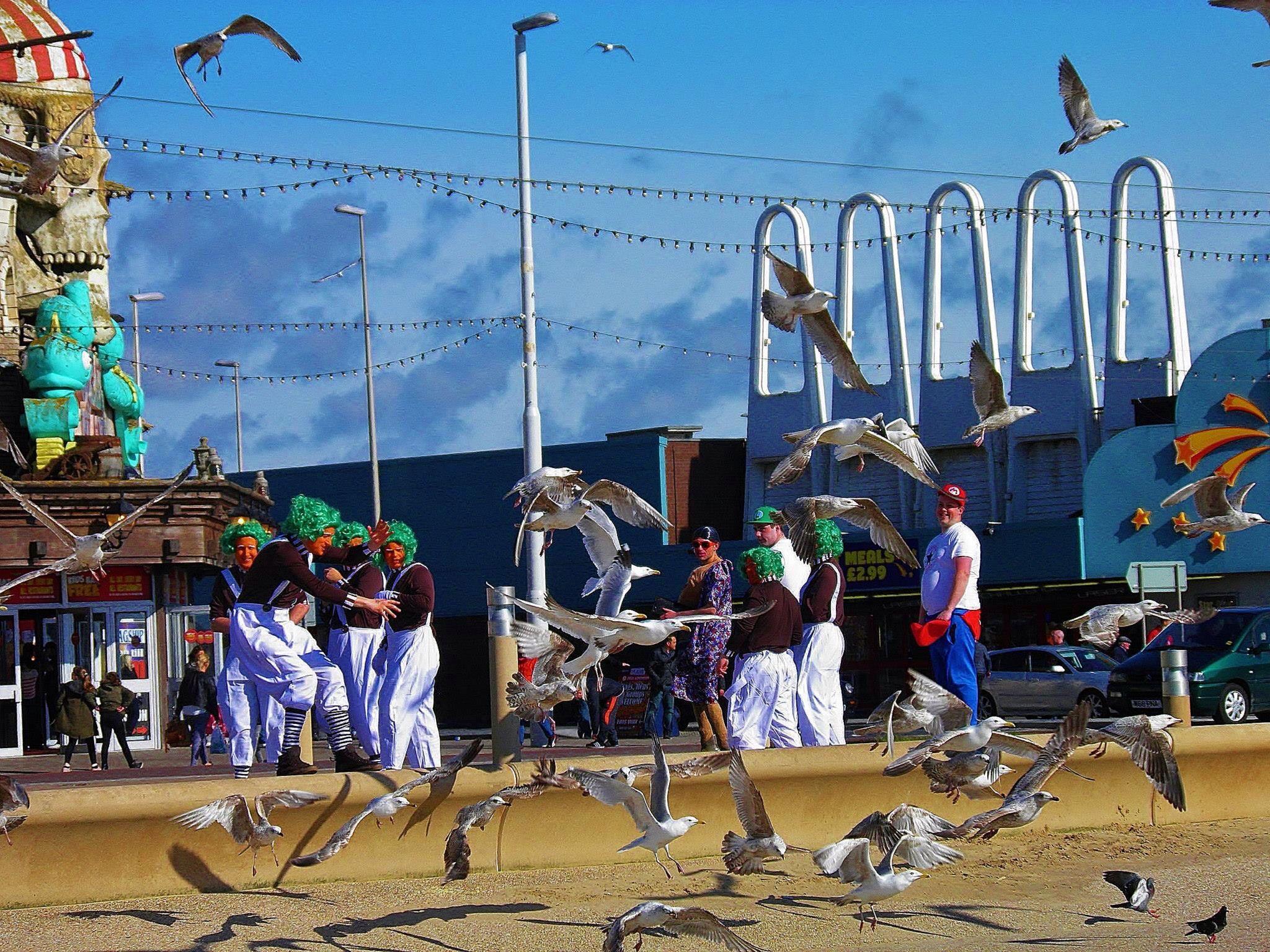 Blackpool, Lancashire. Beware of Umpalumpa's !!!
