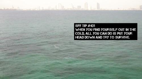 Burn Notice Spy Tips: #441