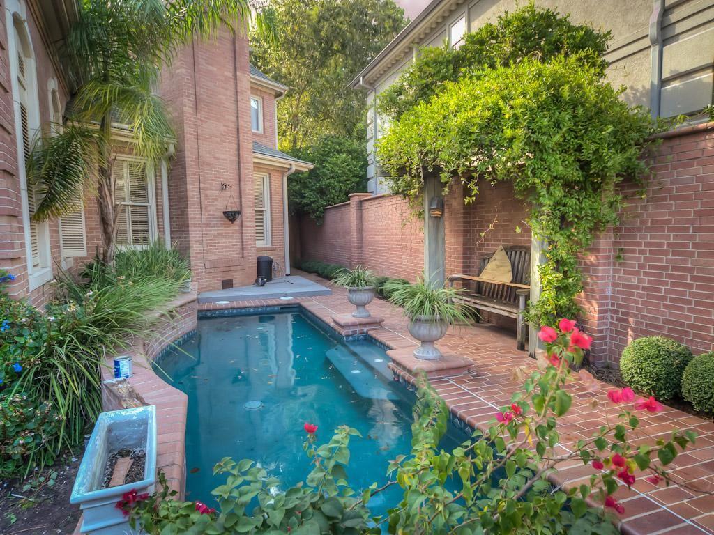 Cocktail Pool Small pool design, Backyard