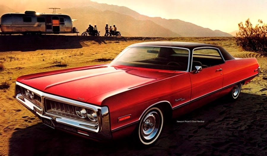 1972 Chrysler Newport Royal 2 Door Hardtop With Images
