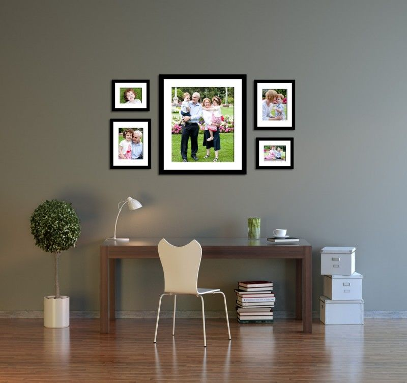 Wall Displays How Will My Photos Look On The Wall Home Decor Home Frames On Wall