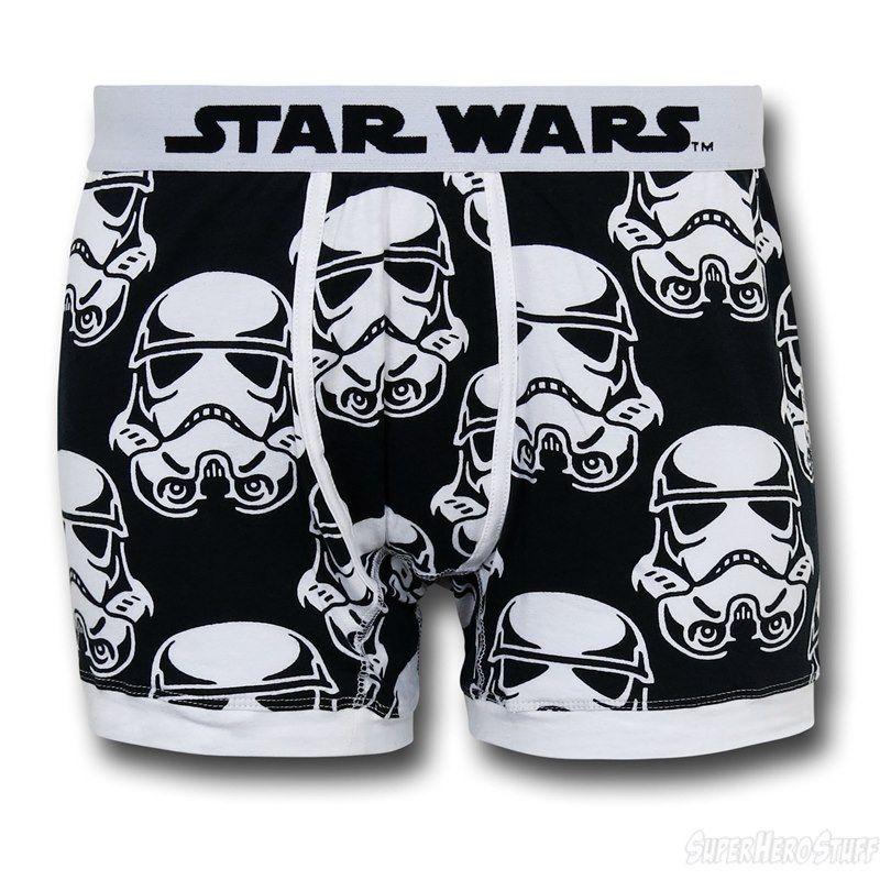 Trooper Mugshot Boxer Briefs Star Wars