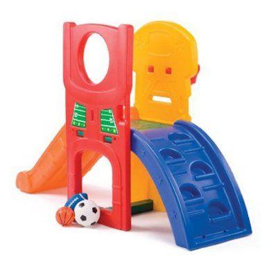 ba6e5804834e9 Amazon.com  Step2 All Star Sports Climber  Toys   Games